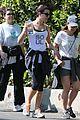 lea michele feeds soul with hike 05