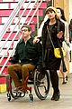 lea michele kevin mchale take glee underground in nyc 07