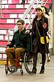 lea michele kevin mchale take glee underground in nyc 13