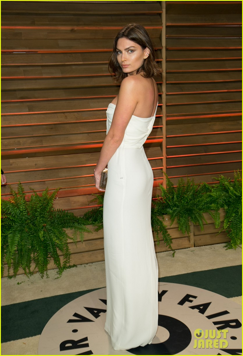 alyssa miller crystal renn vanity fair oscar party 2014 083064902
