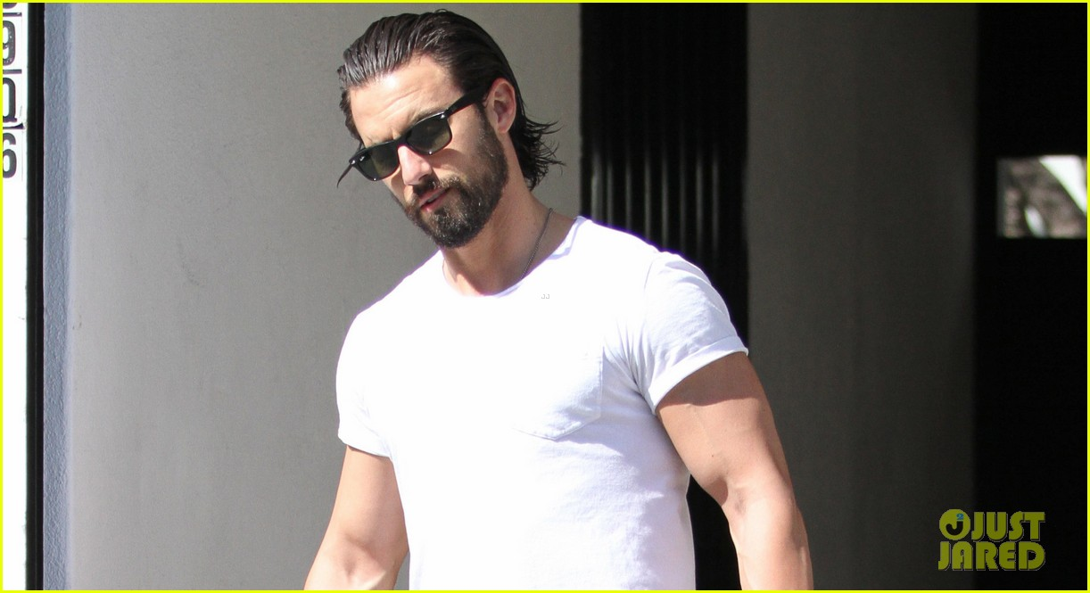 milo ventimiglia cast cant wait to start filming visitors 02
