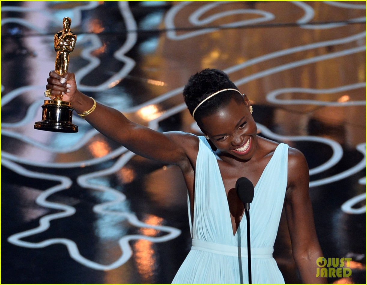 lupita nyongo oscars acceptance speech video watch now 06