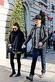 elizabeth olsen boyd holbrook romantic stroll paris 06
