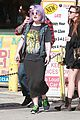 kelly osbourne gets back to her rocker roots in a misfits t shirt 08