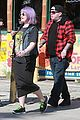 kelly osbourne gets back to her rocker roots in a misfits t shirt 09