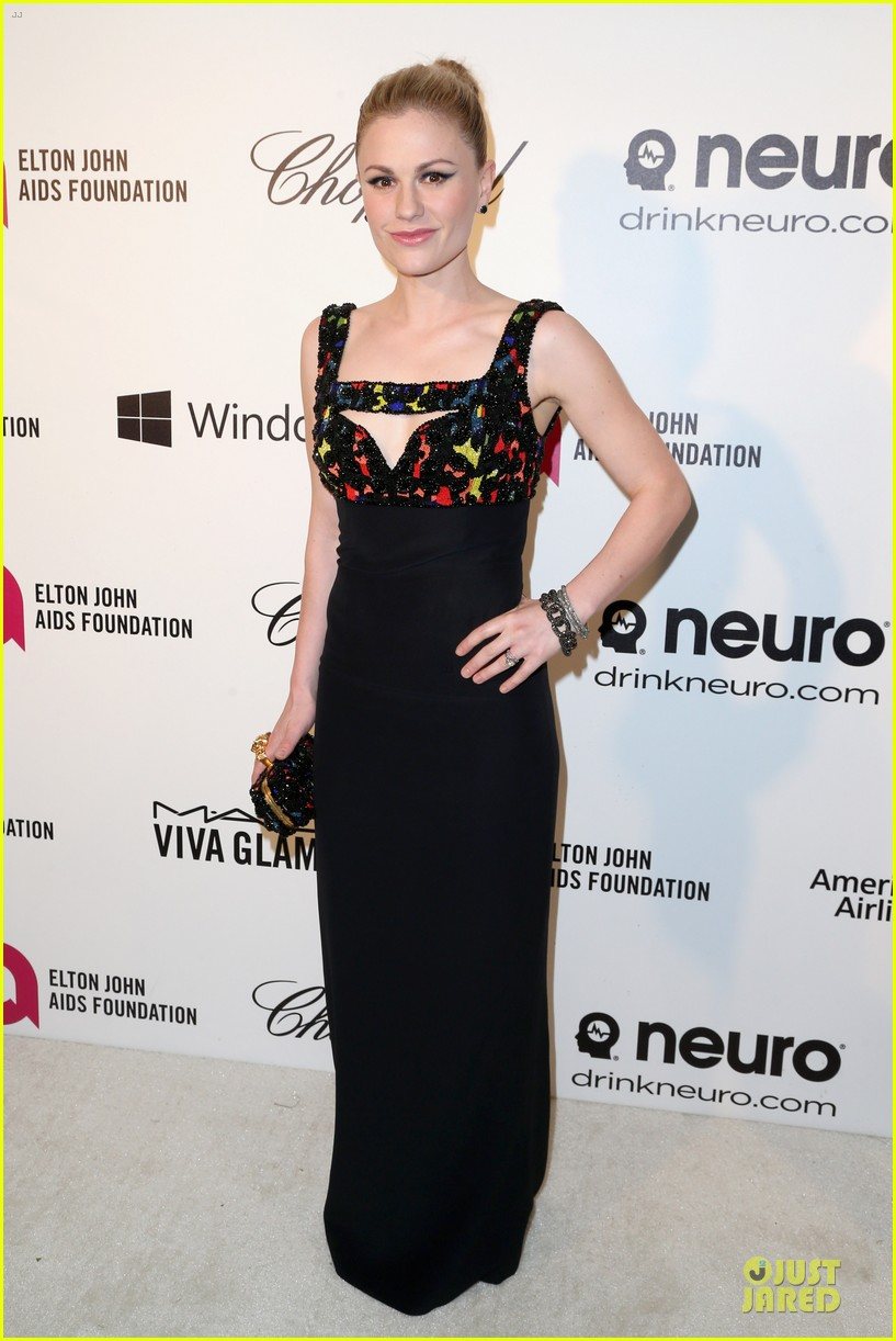anna paquin stephen moyer elton john oscars party 2014 013064098