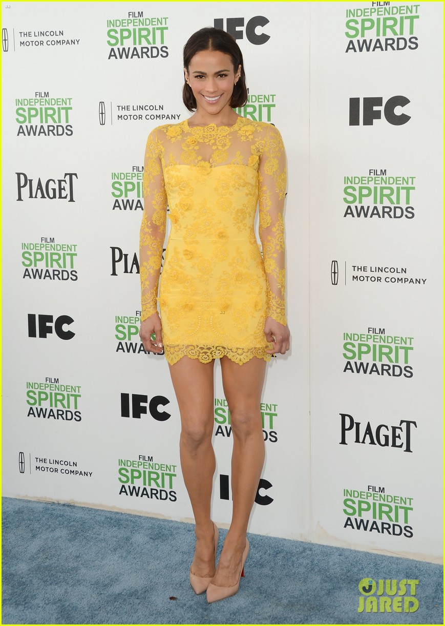 paula patton steps out after split at independent spirit awards 2014 01