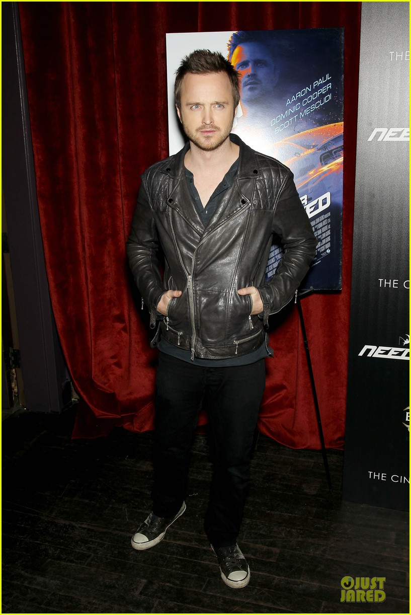 aaron paul ramon rodriguez need for speed nyc screening 01