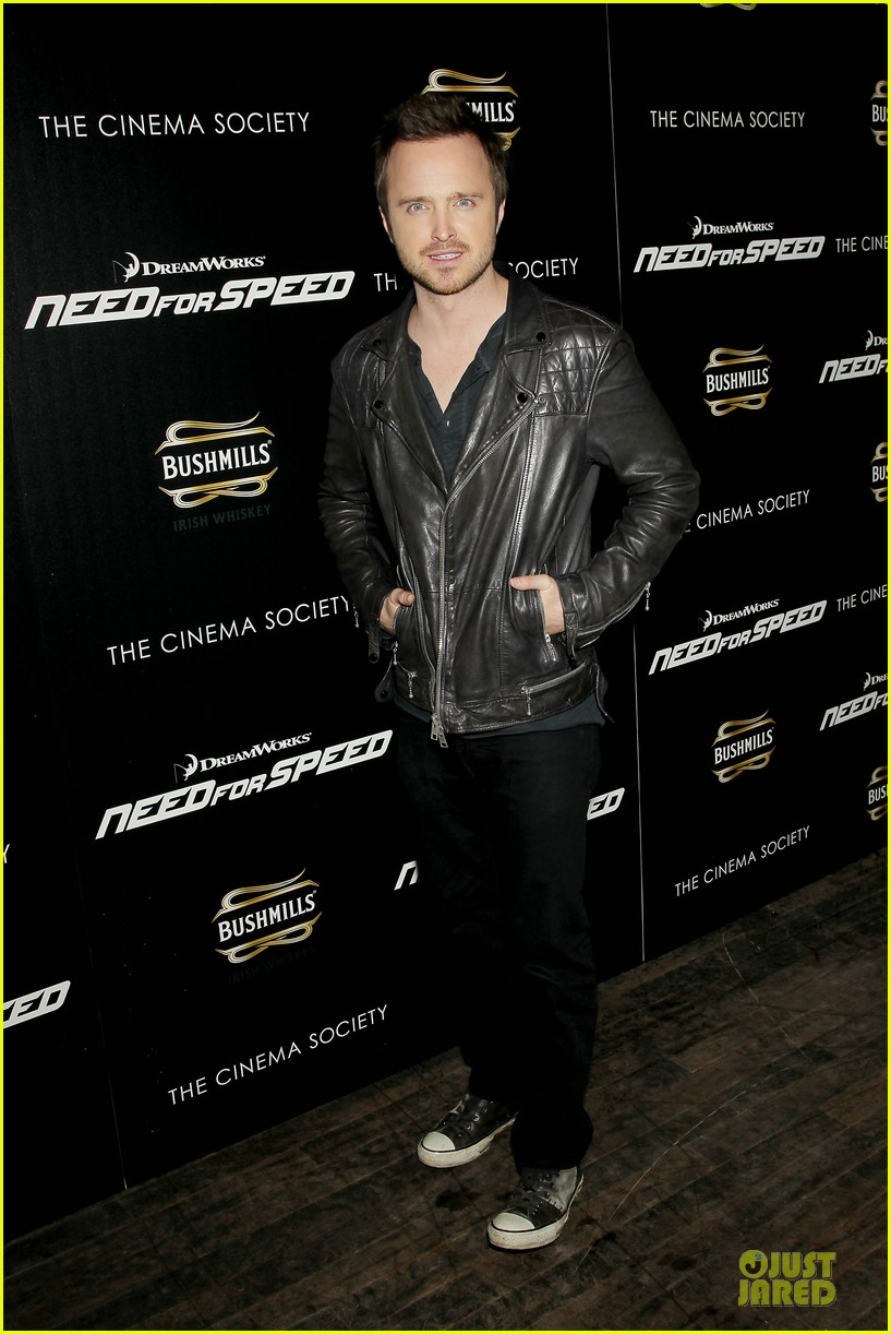 aaron paul ramon rodriguez need for speed nyc screening 03