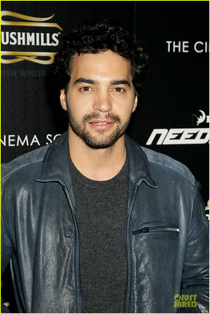 aaron paul ramon rodriguez need for speed nyc screening 123070146