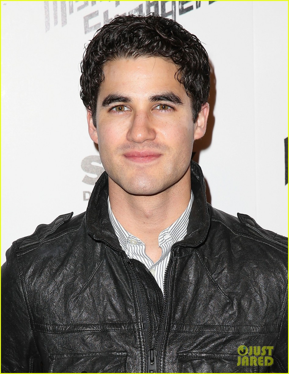 busy philipps darren criss step out for mistaken for strangers screening 09