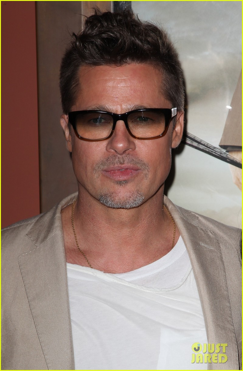 brad pitt big men documentary screening 12