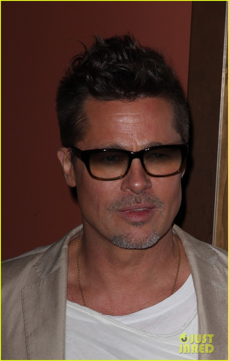 brad pitt big men documentary screening 18