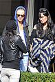 michelle rodriguez joins cara delevingne for paris fashion week fun 19
