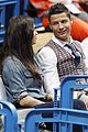 cristiano ronaldo irina shayk courtside couple 08