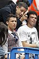 cristiano ronaldo irina shayk courtside couple 13
