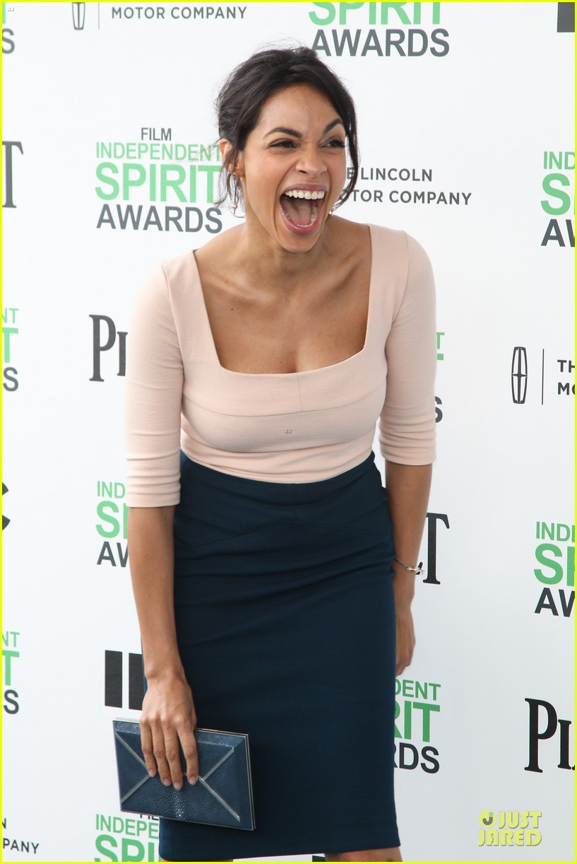 rosario dawson stunning presenters at independent spirit awards 2014 023063071