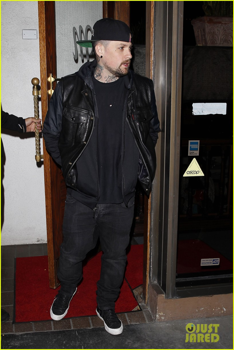 liberty ross benji madden dinner 093068635