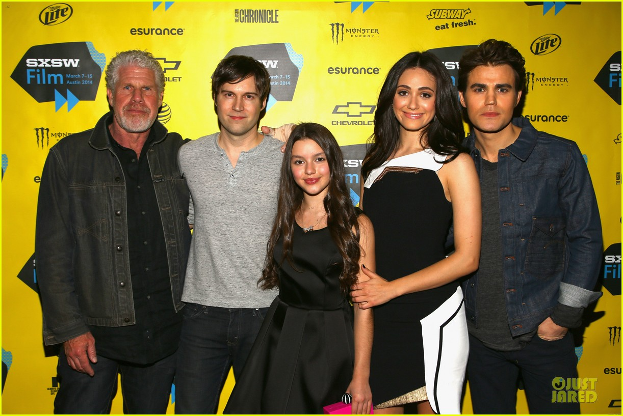 emmy rossum paul wesley premiere before i disappear at sxsw 03