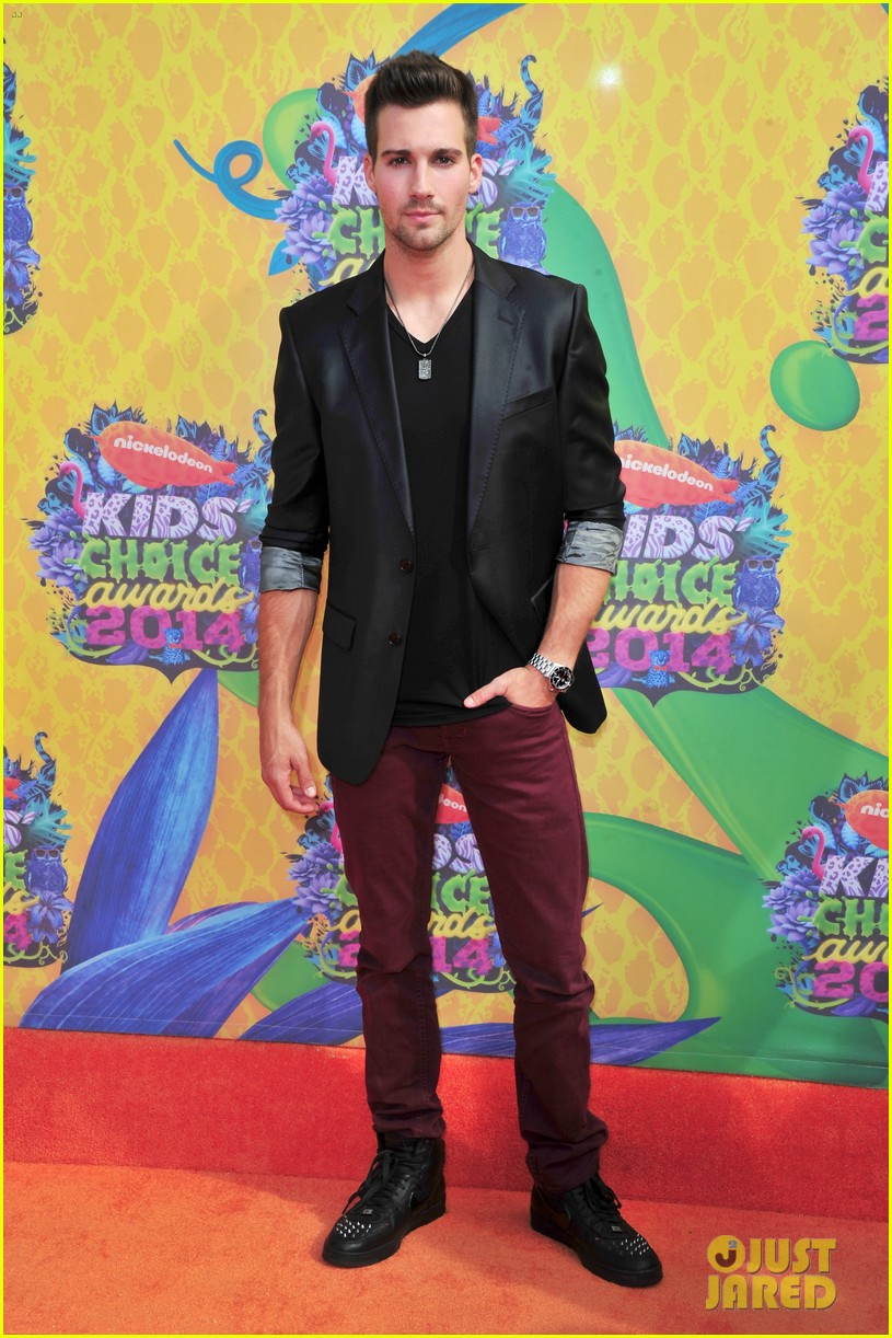 cody simpson james maslow kids choice awards 2014 07
