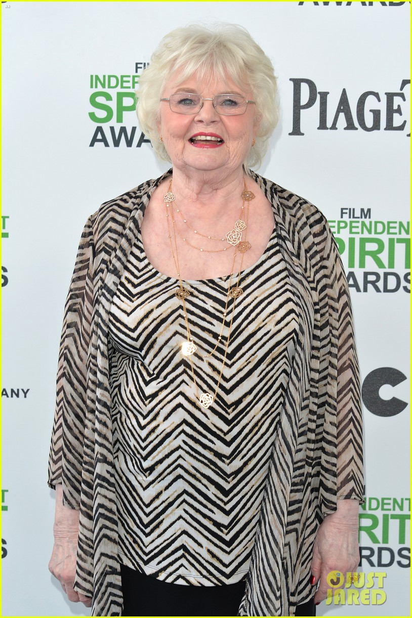 bruce dern june squibb nebraska at spirit awards 2014 06