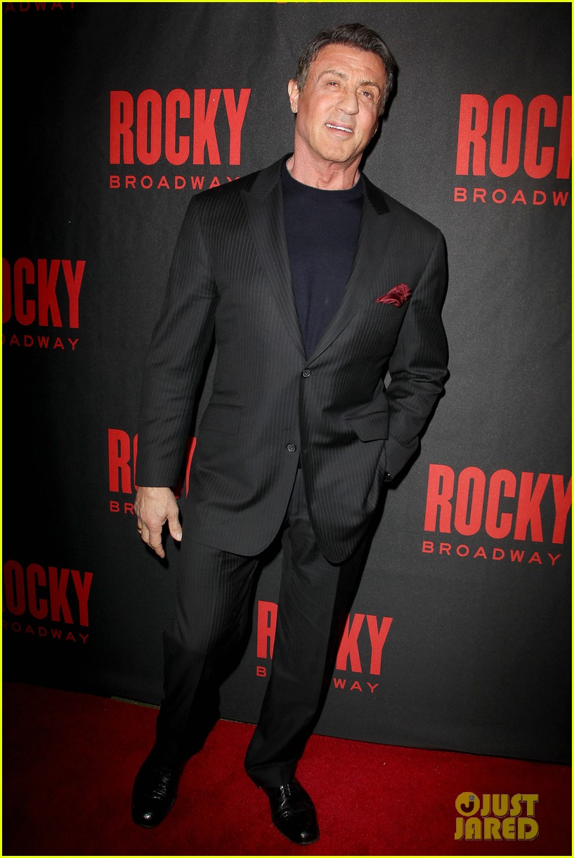 sylvester stallone knocks out broadways rocky 01