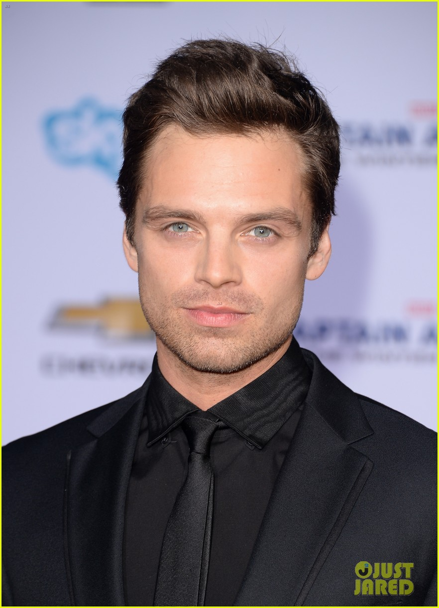 sebastian stan winter soldier at captain america
