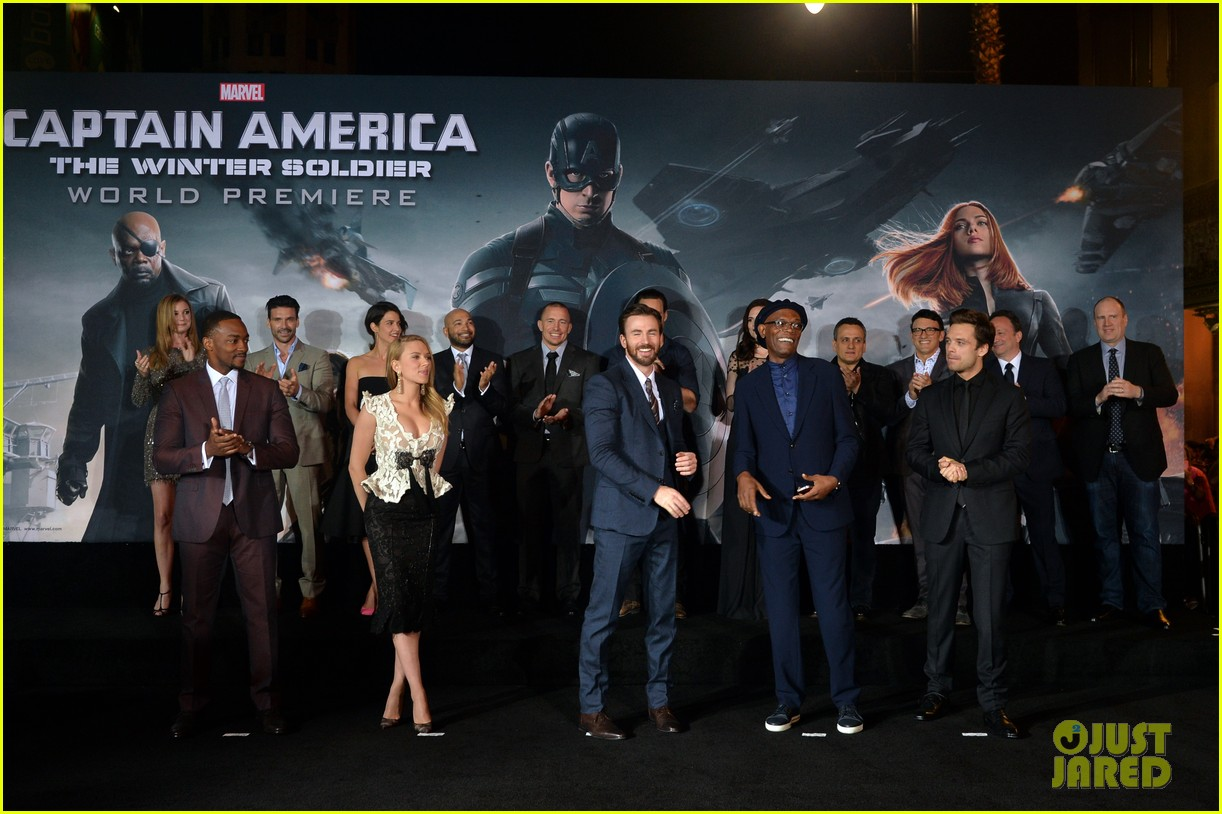 sebastian stan winter soldier at captain america premiere 11