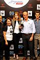 emma stone andrew garfield hold hands at earth hour kick off 12