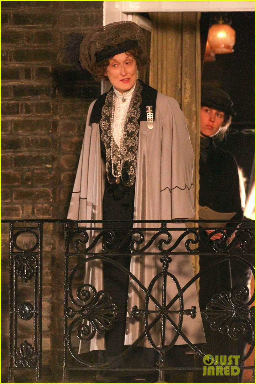 meryl streep first look on set at suffragette 05
