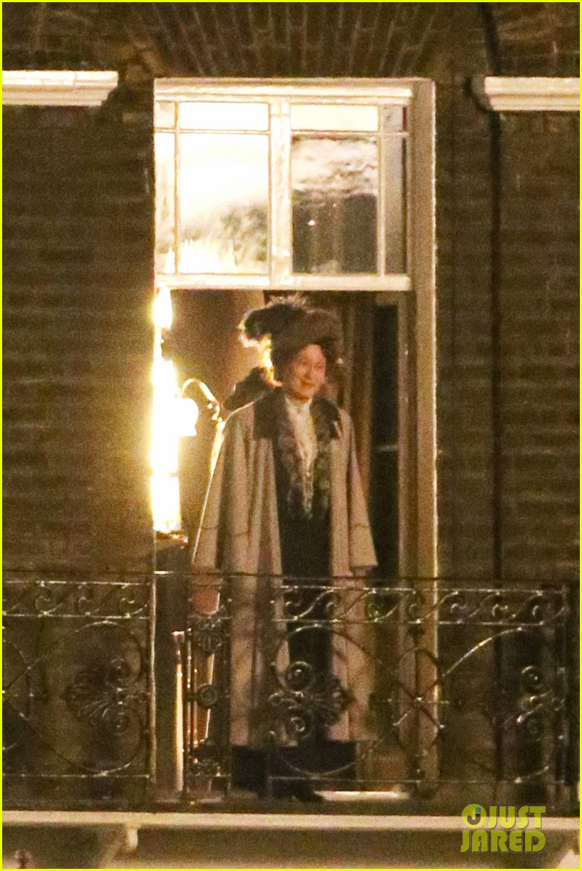 meryl streep first look on set at suffragette 213078366