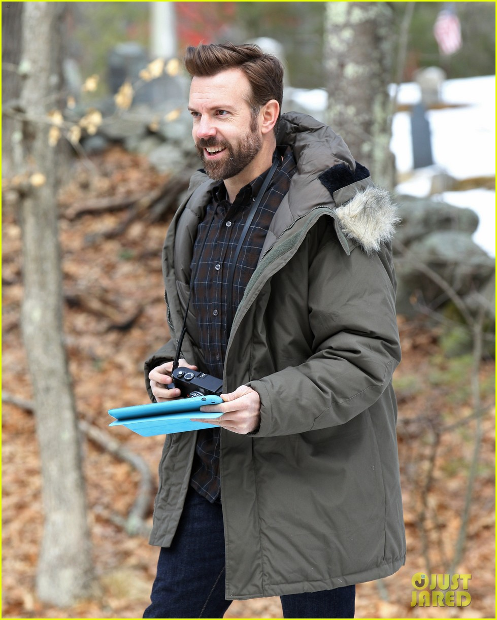 jason sudeikis rebecca hall start work on tumbledown 14