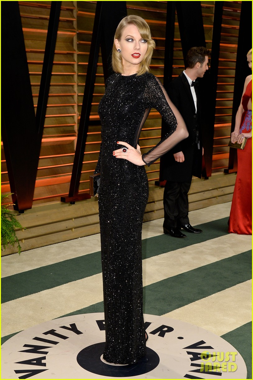taylor swift jaime king vanity fair oscars party 2014 09