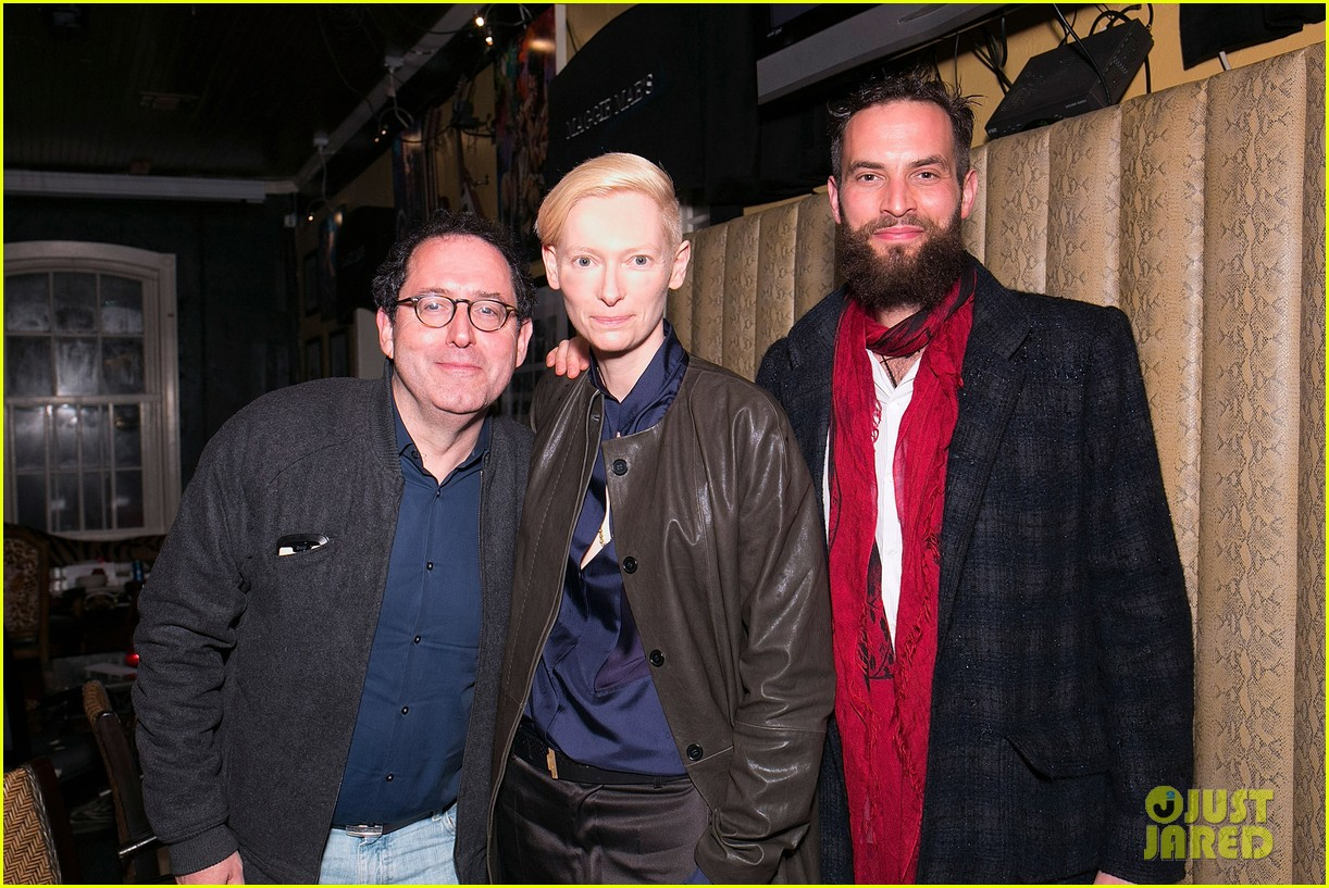 tilda swinton promotes only lovers left alive at sxsw 01