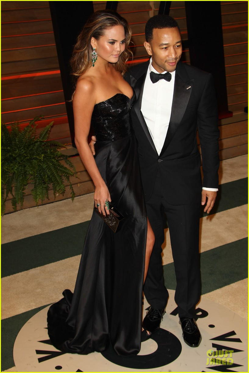 chrissy teigen john legend vanity fair oscars party 2014 093065052