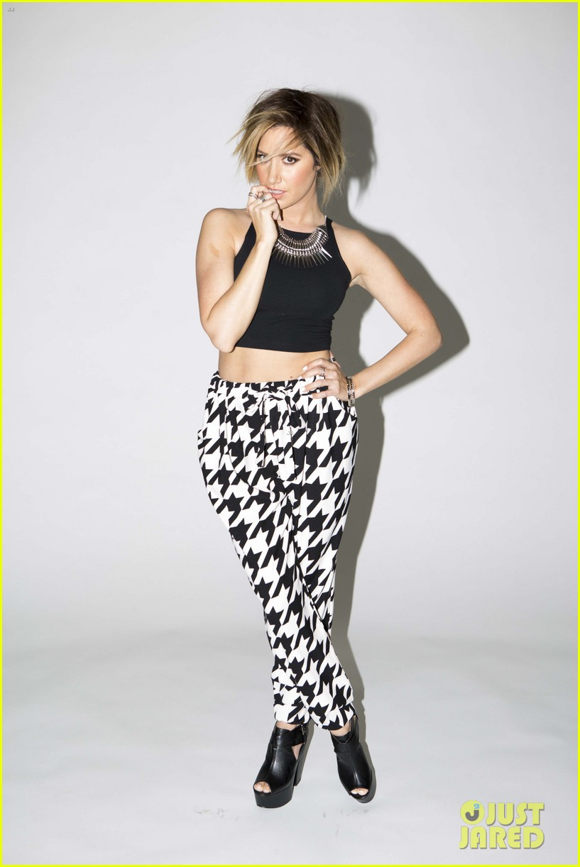 Ashley Tisdale S Style In Three Words Anything Can Happen Photo 3071506 Christopher French Magazine Pictures Just Jared