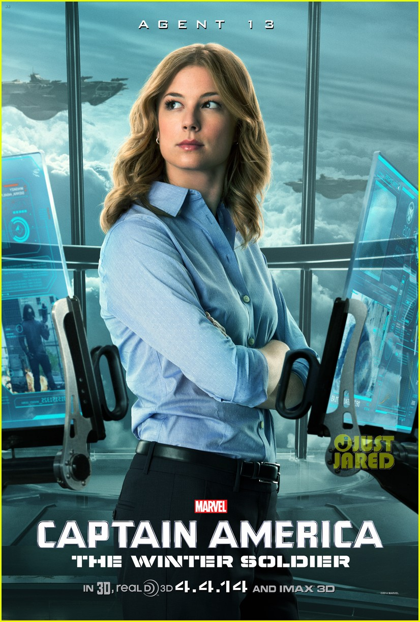 emily vancamp captain america winter soldier poster exclusive3077555