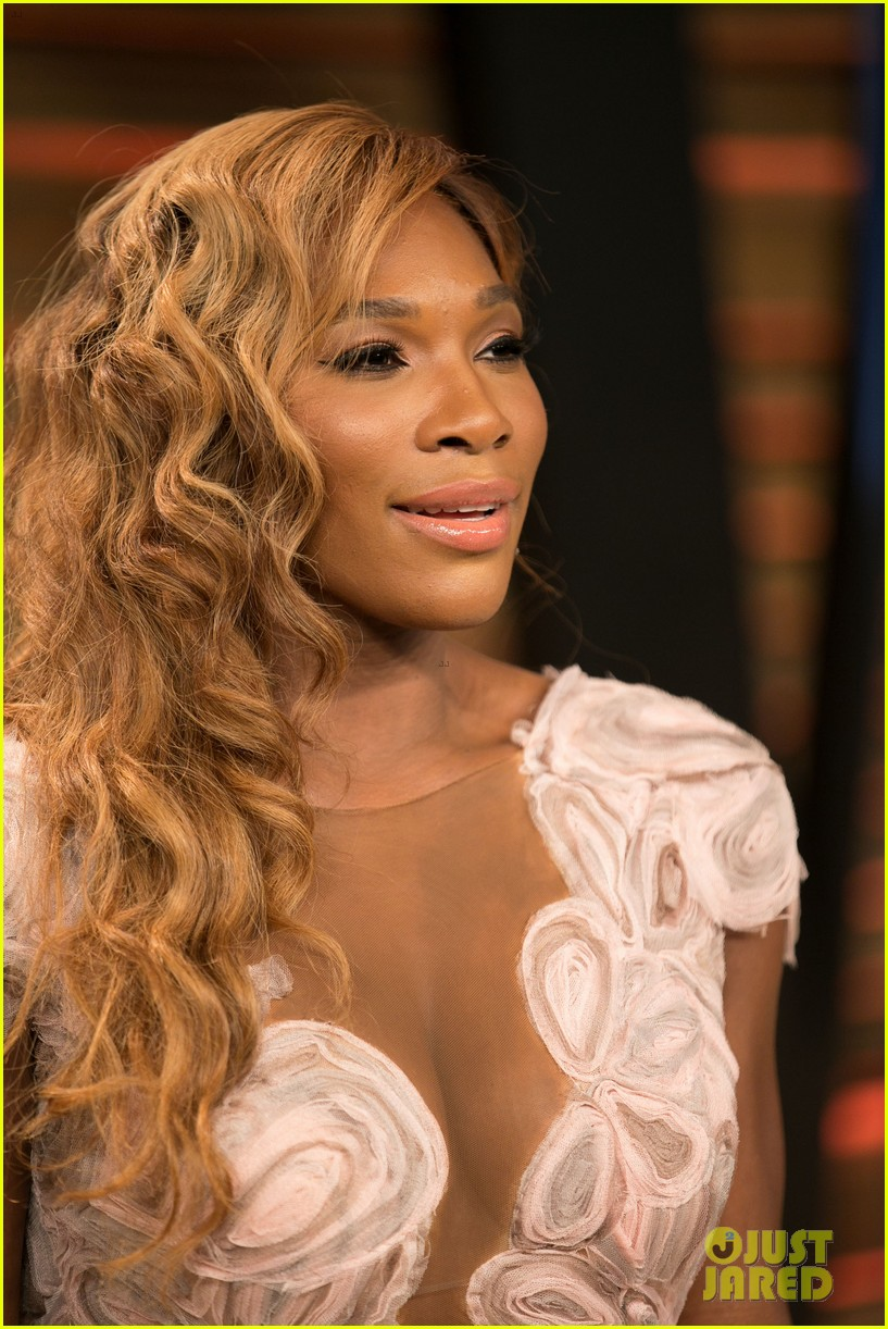 serena williams vanity fair oscars party 2014 043064492