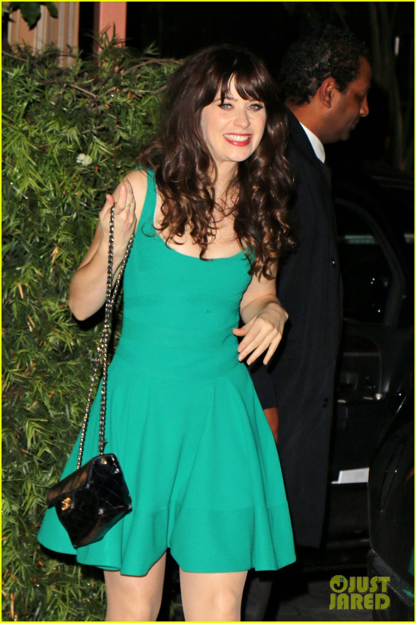 zooey deschanel kellan lutz pre oscars party sunset tower 073063649