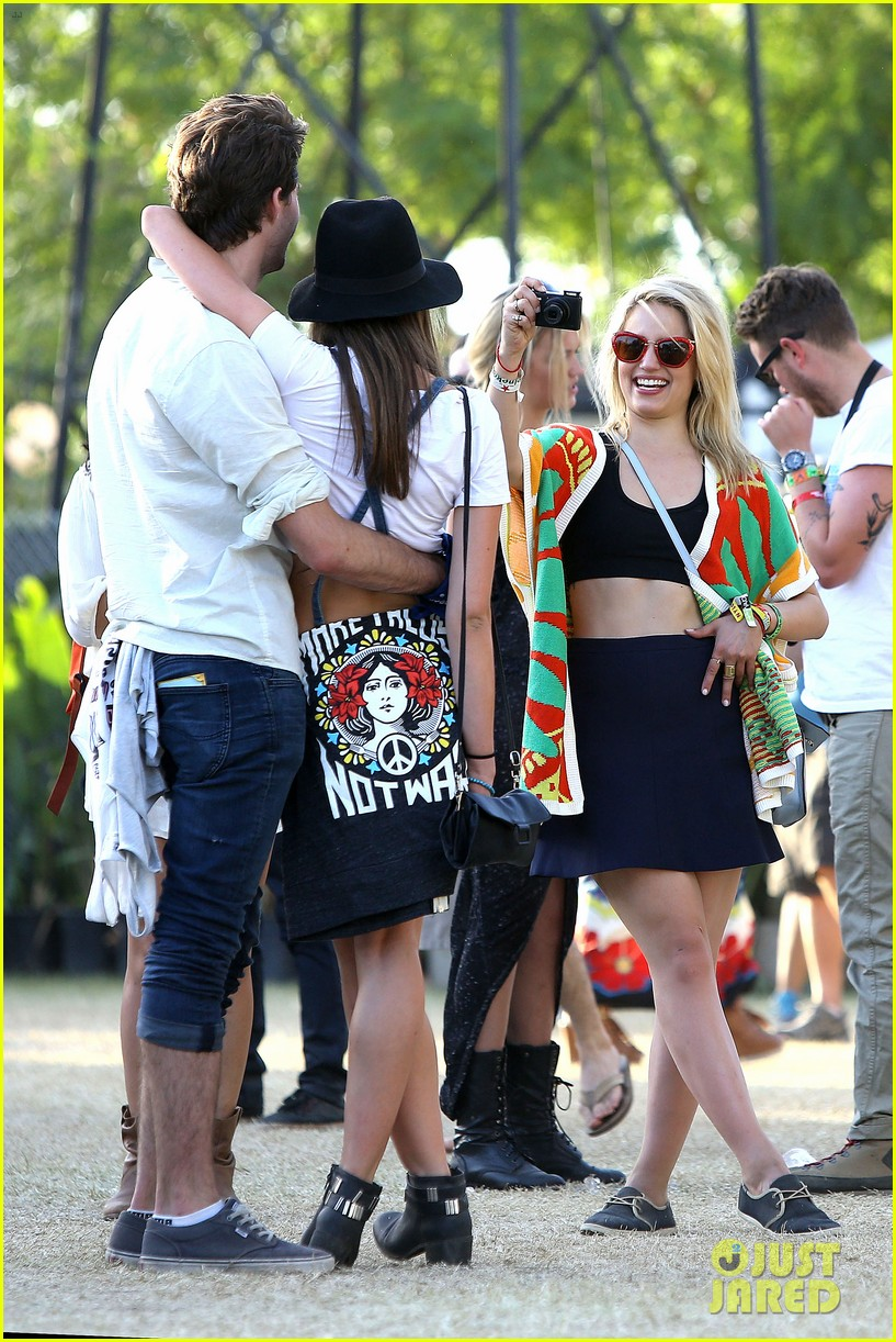 dianna agron captures coachella moments thomas cocquerel 053091773