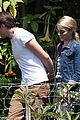 dianna agron gets cozy with thomas cocquerel at lunch 04