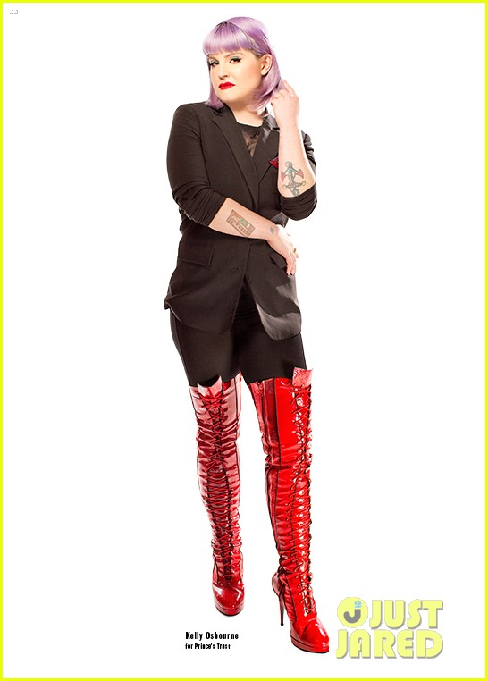 sara bareilles kelly osbourne kinky boots charity 05