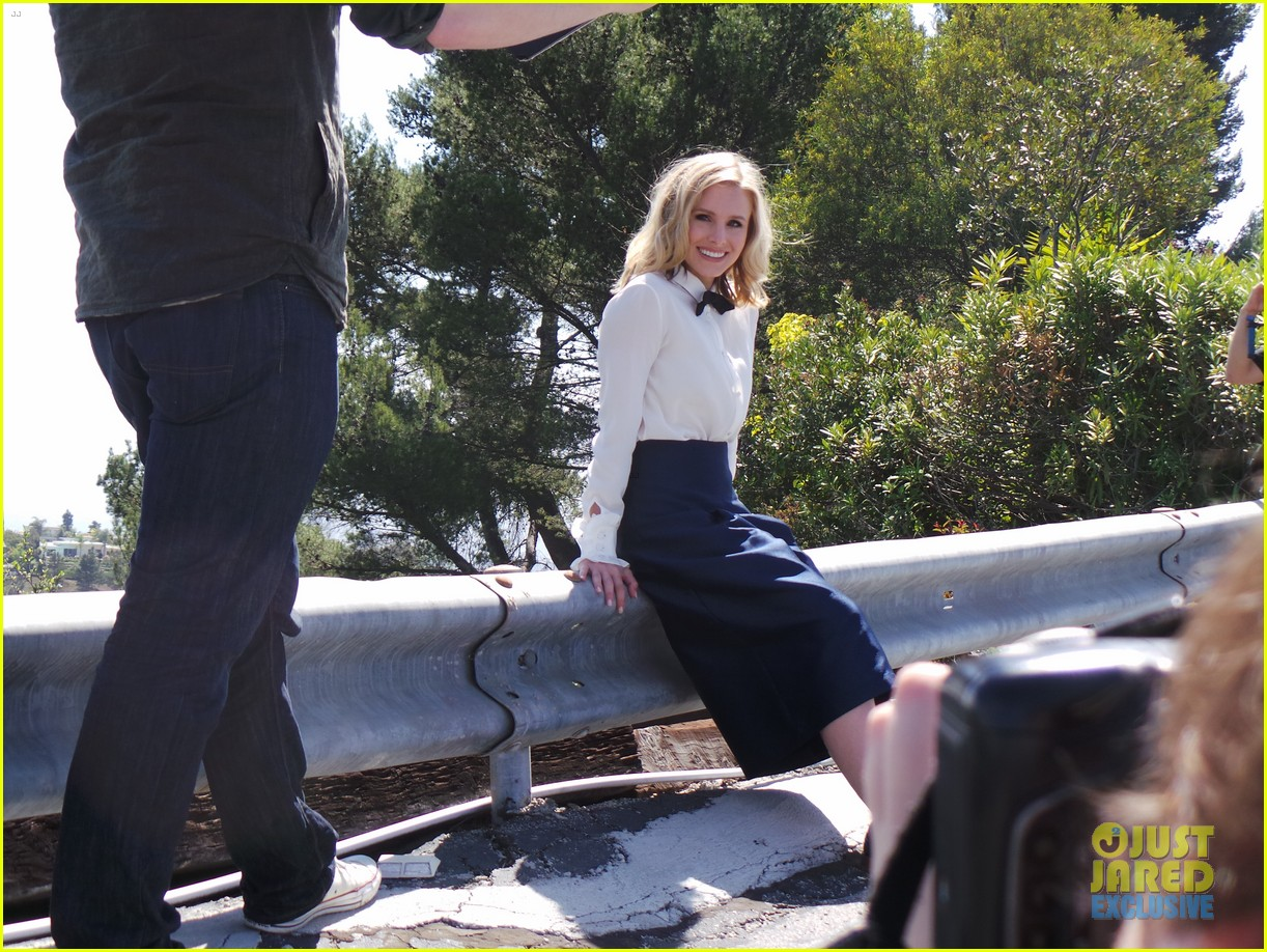 kristen bell just jared spotlight behind the scenes 11