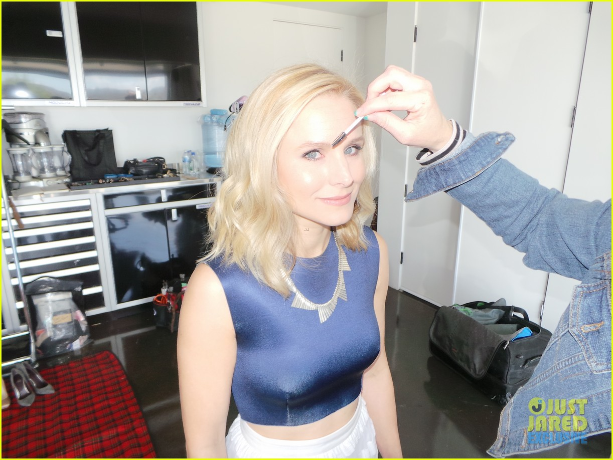 kristen bell just jared spotlight behind the scenes 12