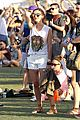 camilla belle rocks out at coachella 09