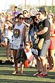 camilla belle rocks out at coachella 17