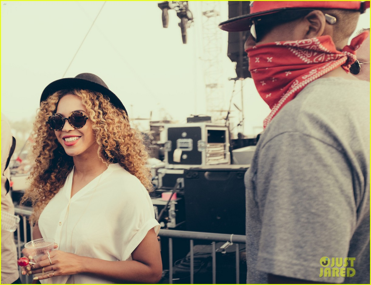 beyonce shares personal coachella photos 10