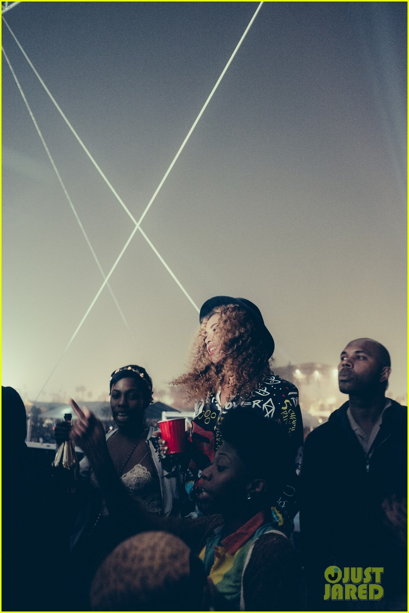 beyonce shares personal coachella photos 123090834