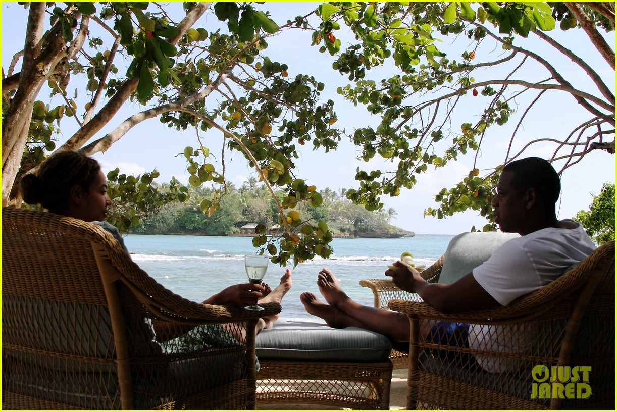 beyonce jay z blue ivy dominican republic vacation 17