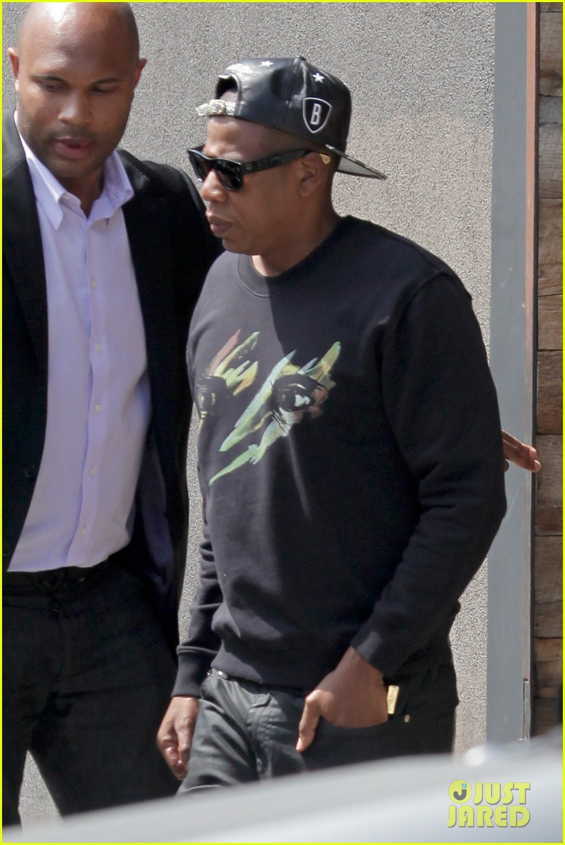 beyonce jay z lunch after surprise coachella appearances 053091948